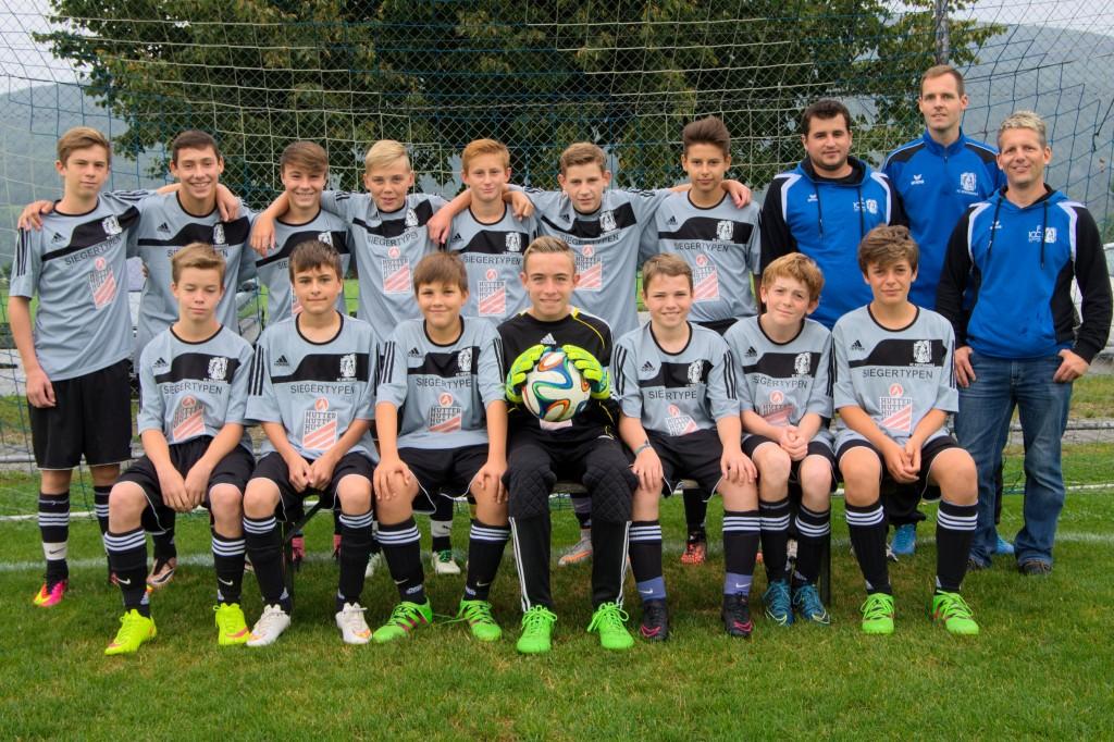 Junioren C Saison 2016/17