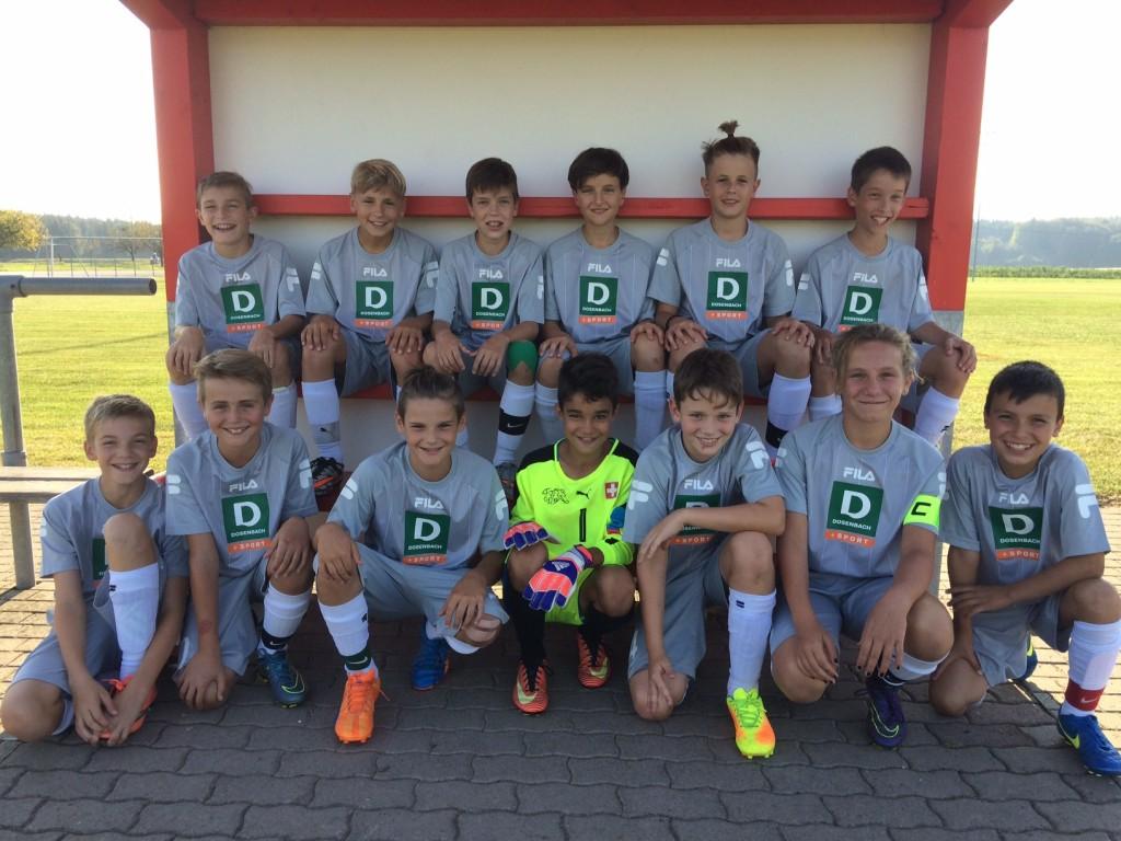 Junioren D a Saison 2016/17