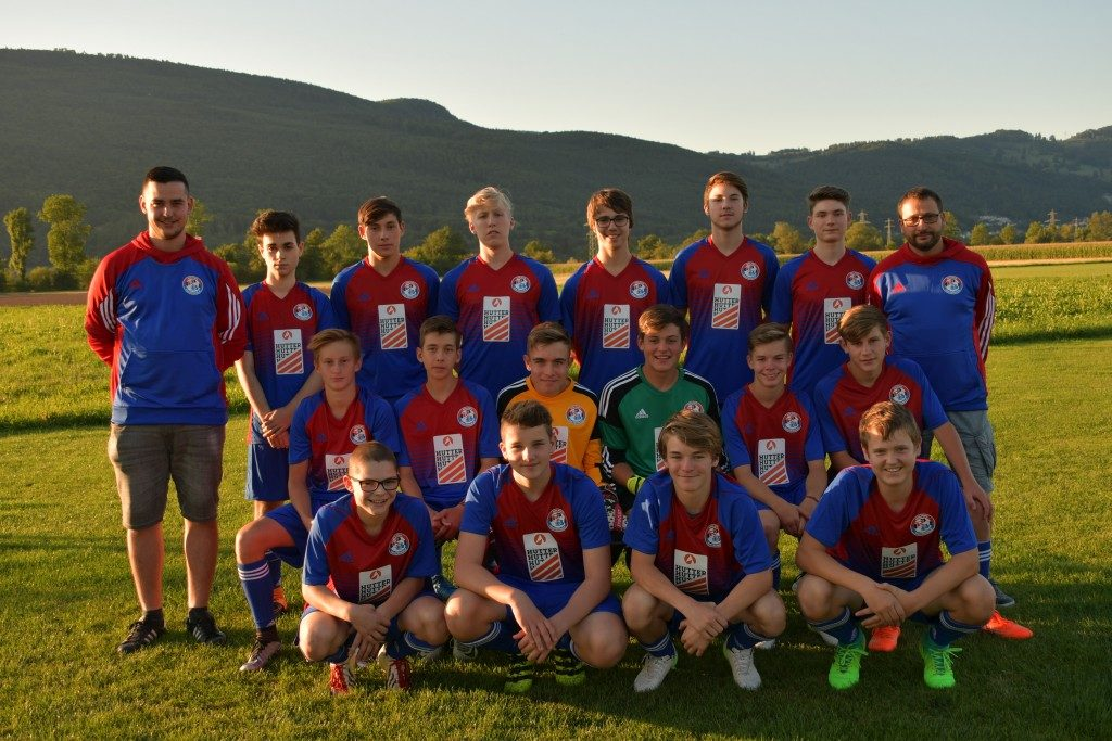Junioren B Saison 2017/18
