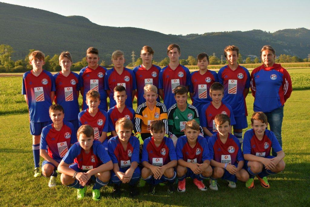 Junioren C Saison 2017/18