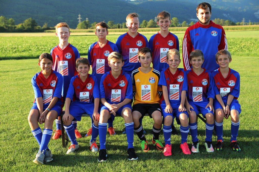 Junioren D b Saison 2017/18
