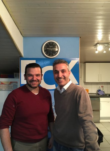 Gaetano und Adriano