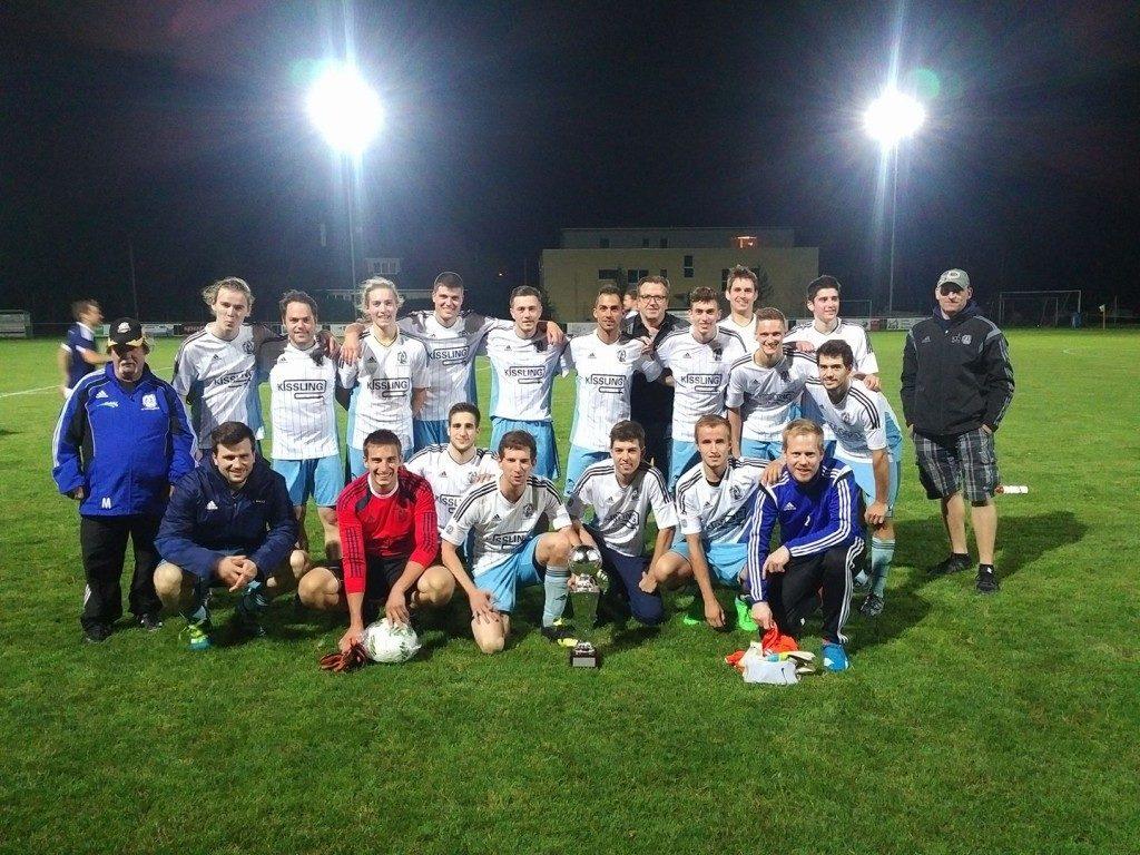 Sieger prometall Cup 2017: FC Kestenholz