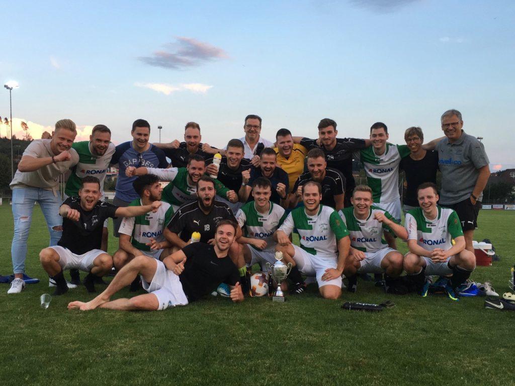 Sieger prometall Cup 2018: FC Härkingen